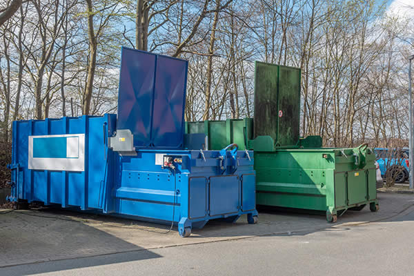 Waste Compactor Options Skip Hire