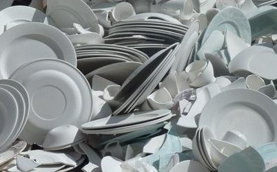 Ceramics Waste