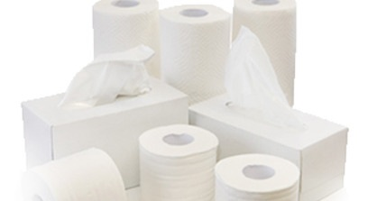 Paper towels napkins and tissue products