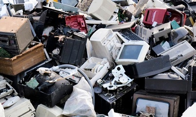 Batteries phones and electronic waste